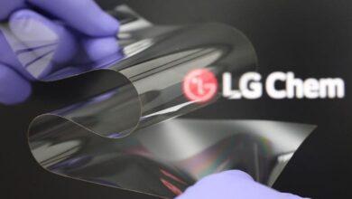 Photo of LG presentó nuevo material para pantallas plegables, más resistente y duradero
