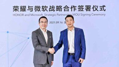 Photo of Microsoft y Honor firman acuerdo para el desarrollo de nuevos productos y servicios