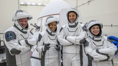 Photo of Civiles de la misión Inspiration4 tendrán una cúpula de cristal en la Crew Dragon para mirar hacia la Tierra o el espacio