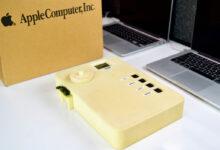 Photo of Este gigantesco prototipo de iPod original que se ha filtrado en su 20 aniversario es básicamente aire
