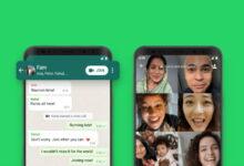 Photo of WhatsApp ya nos permite unirnos a llamadas en curso desde el chat de un grupo