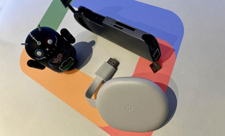 Photo of Cómo ampliar el almacenamiento del Chromecast con Google TV sin gastar dinero y con accesorios que tenemos en casa