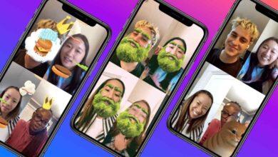Photo of Facebook Messenger trae la Realidad Aumentada compartida a las videollamadas