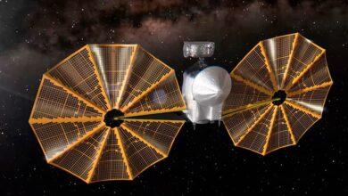 Photo of La NASA investiga un problema con los paneles solares de la sonda Lucy
