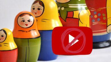 Photo of Rusia podría bloquear Youtube como respuesta al cierre de un canal de información